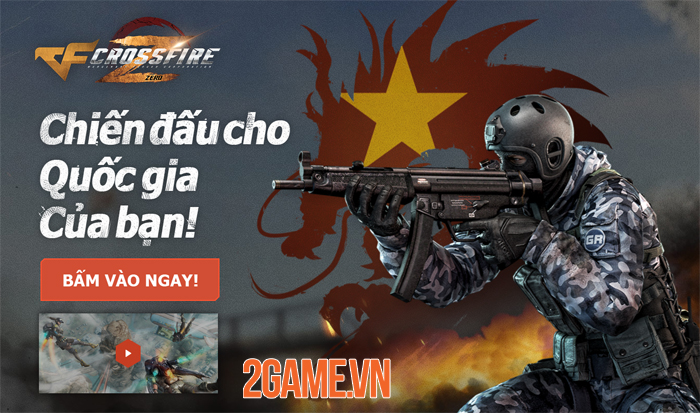 Crossfire Zero tung trailer gameplay của chế độ Battle Royale Extreme 1