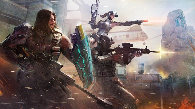 Crossfire Zero sẽ tạo nên sự khác biệt với chế độ Battle Royale Extreme 7