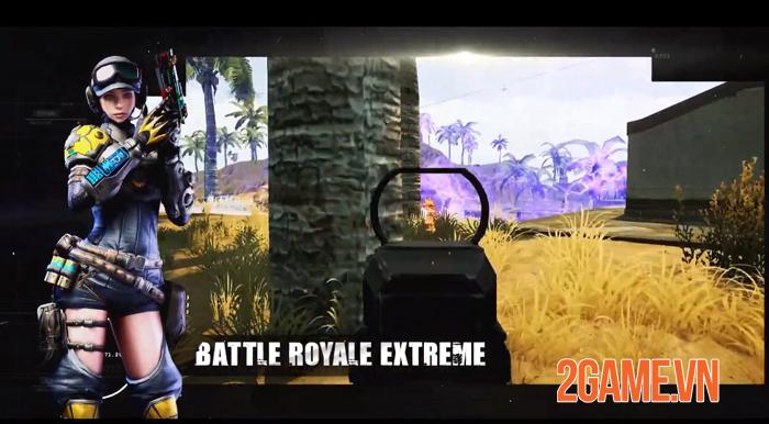 Crossfire Zero sẽ tạo nên sự khác biệt với chế độ Battle Royale Extreme 8
