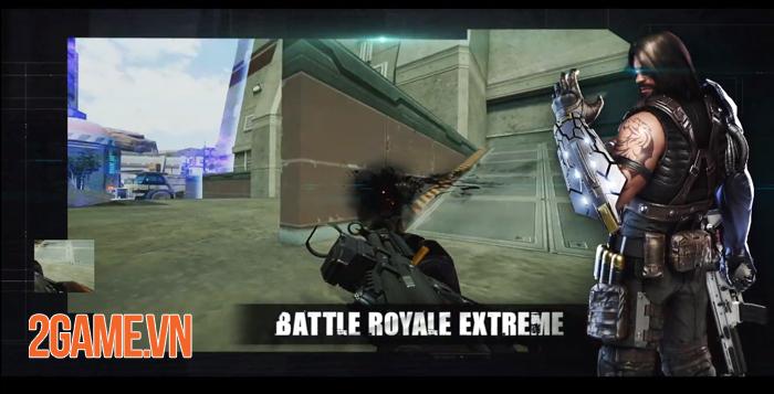 Crossfire Zero sẽ tạo nên sự khác biệt với chế độ Battle Royale Extreme 9
