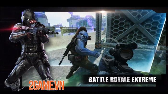 Crossfire Zero sẽ tạo nên sự khác biệt với chế độ Battle Royale Extreme 10
