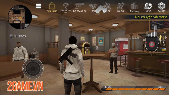 Trải nghiệm Project War Mobile - Game bắn súng đa dạng mode chơi 1
