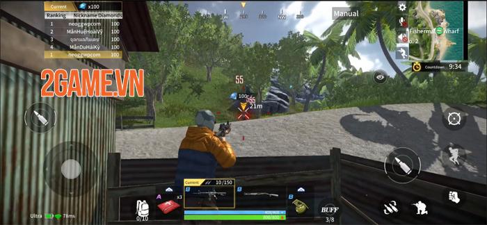 Top 6 game bắn súng hành động nước ngoài đang hỗ trợ tiếng Việt 0
