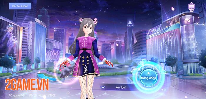 Cảm nhận game AU Idol Mobile: Sướng tay, đã mắt! 0
