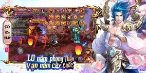 Game nhập vai Cửu Thiên Mobile ra mắt trang chủ