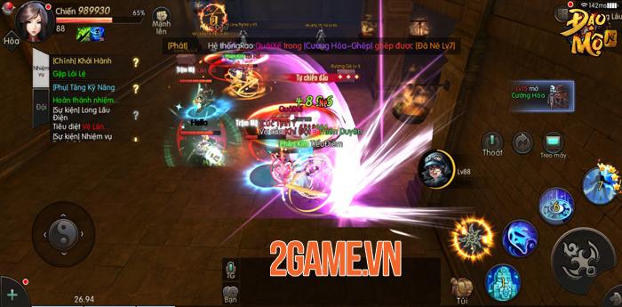 Bom tấn Đạo Mộ Ký Mobile mở tải sớm, sẵn sàng ra mắt vào ngày mai 3