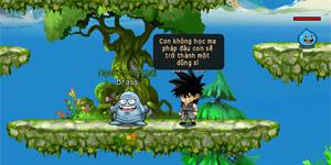 Dấu Ấn Rồng Mobile – Dự án game kế thừa Làng Lá Phiêu Lưu Ký lộ diện