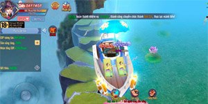 Game thủ Linh Kiếm Cửu Thiên tổ chức party bể bơi trên du thuyền