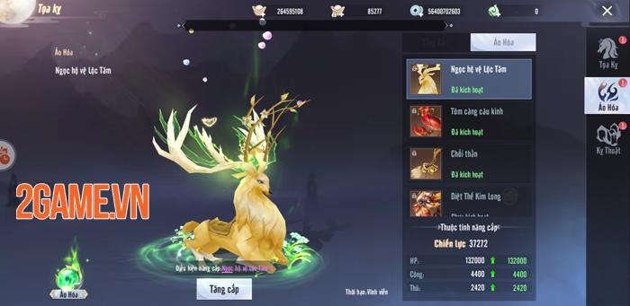 Tinh Vân Kiếm Mobile tặng quà Noel cực xịn cho người chơi 3