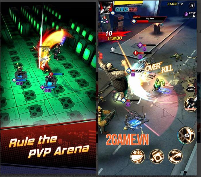 Top 8 game màn hình dọc đang thu hút đông đảo game thủ Việt 3