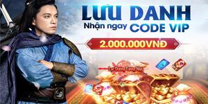 Hơn 35.000 game thủ đột kích trang báo danh nhận VIP Code game Kiếm Ca VNG