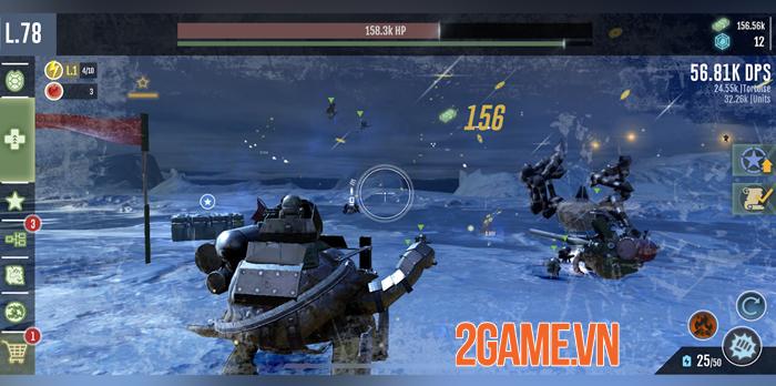 War Tortoise 2 - Hậu bản Rùa Chiến Mobile với những cải tiến mới mẻ về đồ hoạ và lối chơi 2