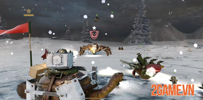 War Tortoise 2 - Hậu bản Rùa Chiến Mobile với những cải tiến mới mẻ về đồ hoạ và lối chơi 3