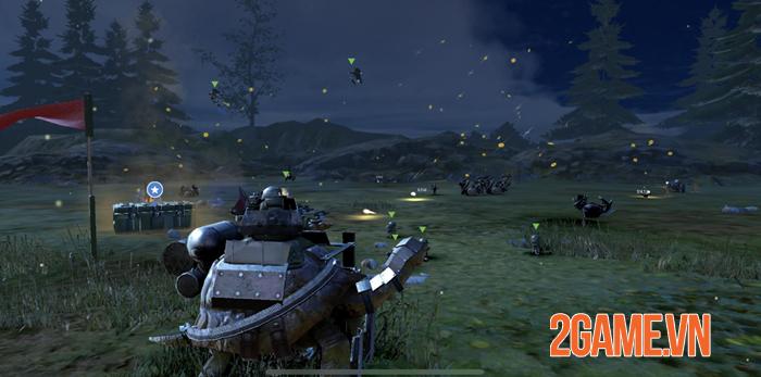 War Tortoise 2 - Hậu bản Rùa Chiến Mobile với những cải tiến mới mẻ về đồ hoạ và lối chơi 4