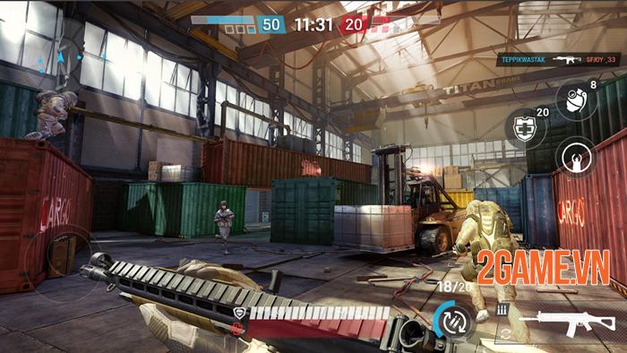 Game bắn súng Warface Mobile sắp đến tay người dùng Android 1