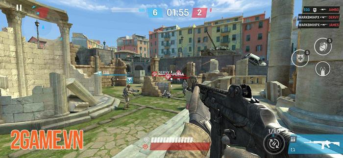 Top 14 game bắn súng hành động lấy bối cảnh quân sự hiện đại 11