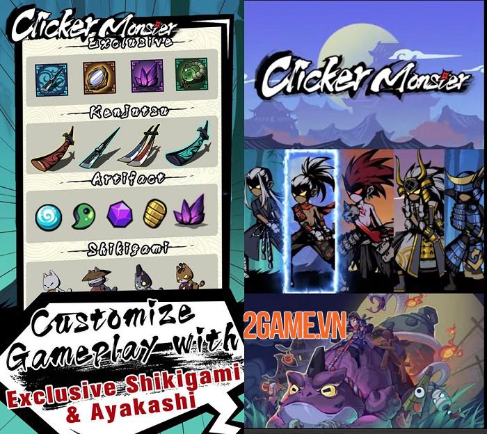 Clicker Monster