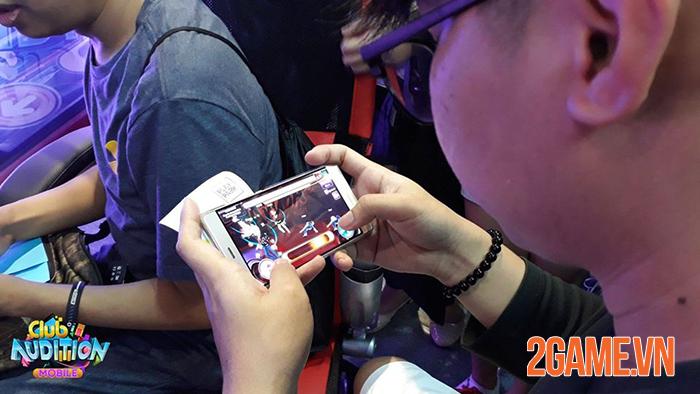 Game vũ đạo Club Audition Mobile trở lại thị trường SEA 1