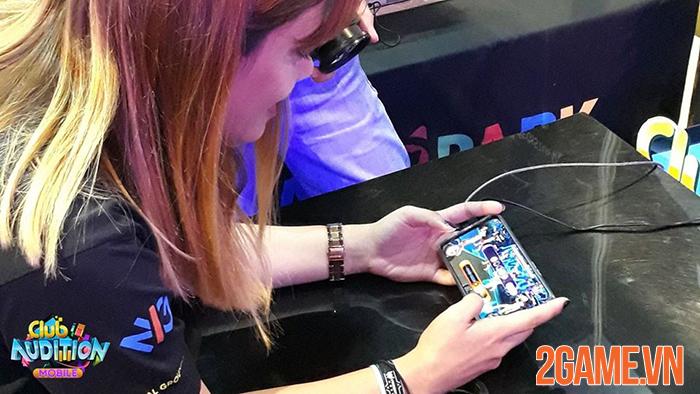 Game vũ đạo Club Audition Mobile trở lại thị trường SEA 2