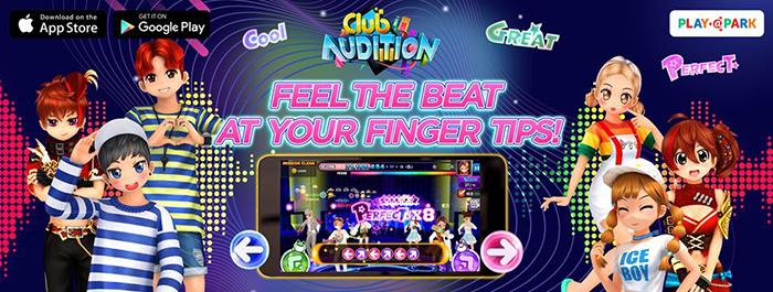 Game vũ đạo Club Audition Mobile trở lại thị trường SEA 0