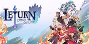 Leturn – Defense of Magic: Game thủ thành hay ho cho bạn giết thời gian
