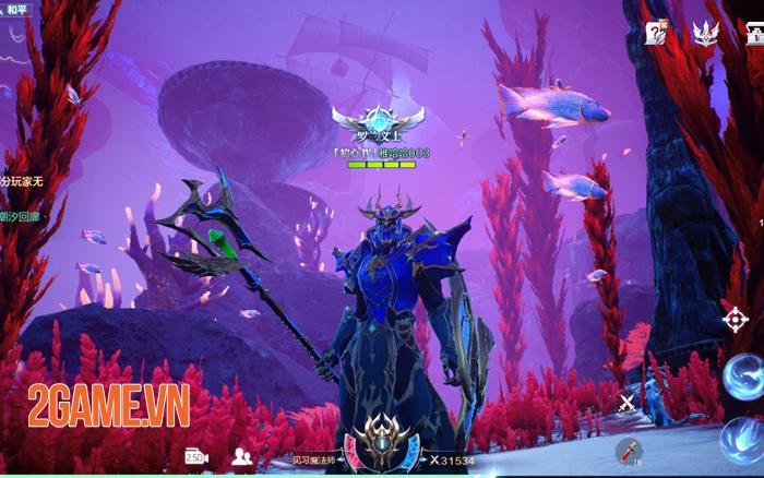 Top 7 game di động lấy cảm hứng từ MU Online 4