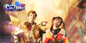 ViruSs trở thành đại sứ hình ảnh game Cửu Thiên Mobile