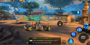 Tặng 888 giftcode game Đạo Mộ Ký Mobile
