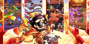 Tặng 666 giftcode game Idol Tam Quốc