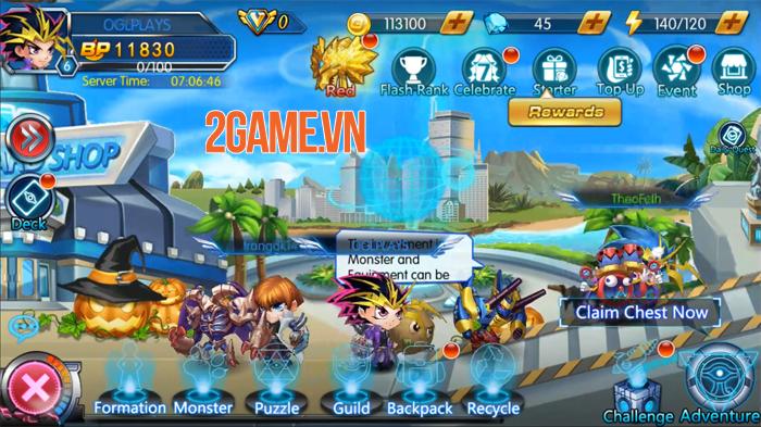 Top 3 game Yu-Gi-Oh! - Vua Trò Chơi bản di động có khả năng về Việt Nam 6