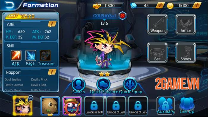Top 3 game Yu-Gi-Oh! - Vua Trò Chơi bản di động có khả năng về Việt Nam 7