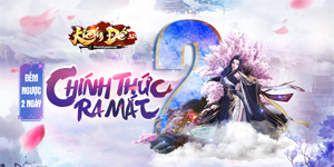 Game Kiếm Đế 3D công bố ngày ra mắt tại Việt Nam