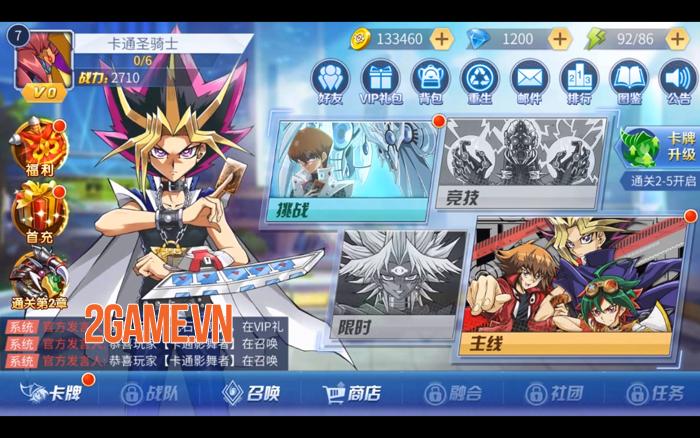 Top 3 game Yu-Gi-Oh! - Vua Trò Chơi bản di động có khả năng về Việt Nam 2