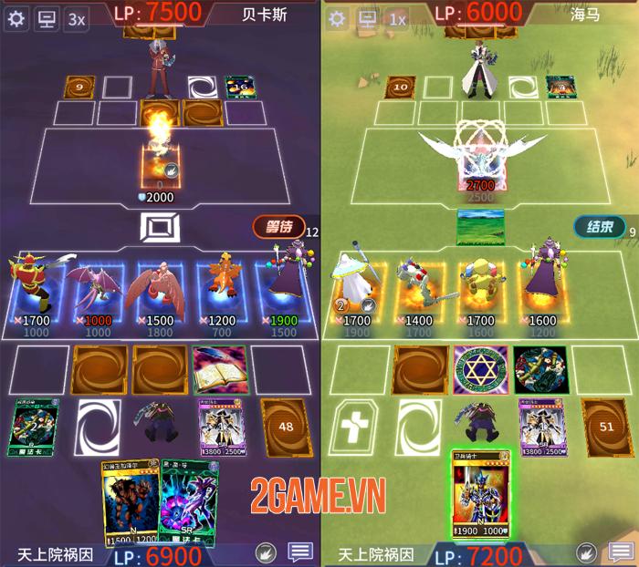 Top 3 game Yu-Gi-Oh! - Vua Trò Chơi bản di động có khả năng về Việt Nam 1