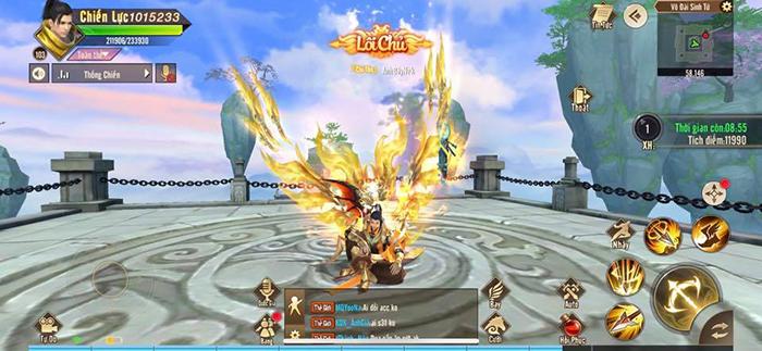 Vì sao giải đấu của game Thiên Kiếm Mobile lại rất được lòng người chơi? 3