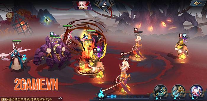 Top 11 game mobile lấy cảm hứng Âm Dương Sư Nhật Bản 2