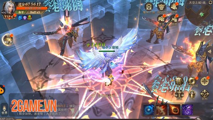 Top 7 game di động lấy cảm hứng từ MU Online 7