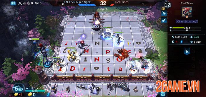 Game cờ nhân phẩm bối cảnh tương lai Arena of Evolution hỗ trợ tiếng Việt 1
