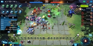 Game cờ nhân phẩm bối cảnh tương lai Arena of Evolution hỗ trợ tiếng Việt