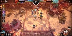 Might & Magic: Chess Royale – Game cờ nhân phẩm hỗ trợ lên đến 100 người một ván