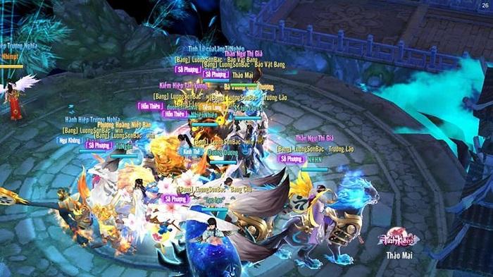 Tình Kiếm 3D là nguồn cảm hứng của game thủ Việt trong 1 năm qua 2