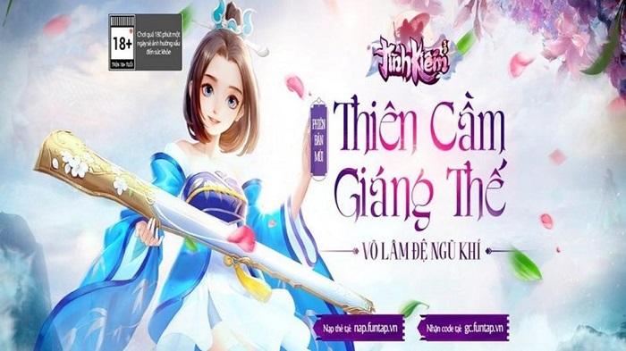 Tình Kiếm 3D là nguồn cảm hứng của game thủ Việt trong 1 năm qua 3