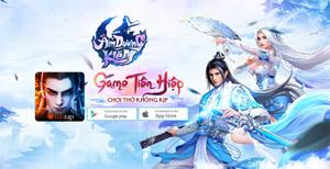 Game mới Âm Dương Kiếm Mobile cập bến Việt Nam