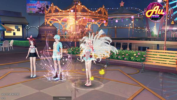 Siêu phẩm game vũ đạo thời trang AU Mix chốt ngày ra mắt 1