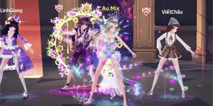 Siêu phẩm game vũ đạo thời trang AU Mix chốt ngày ra mắt