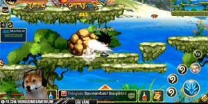 Khẽ chạm vào dự án game hot Dấu Ấn Rồng Mobile