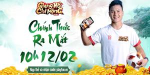 Tặng 888 giftcode game Giang Hồ Chi Mộng – Tuyệt Thế Võ Lâm
