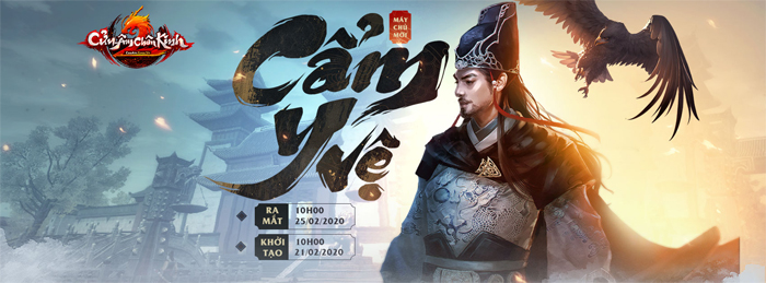 Tặng 222 giftcode game Cửu Âm Chân Kinh Online 1