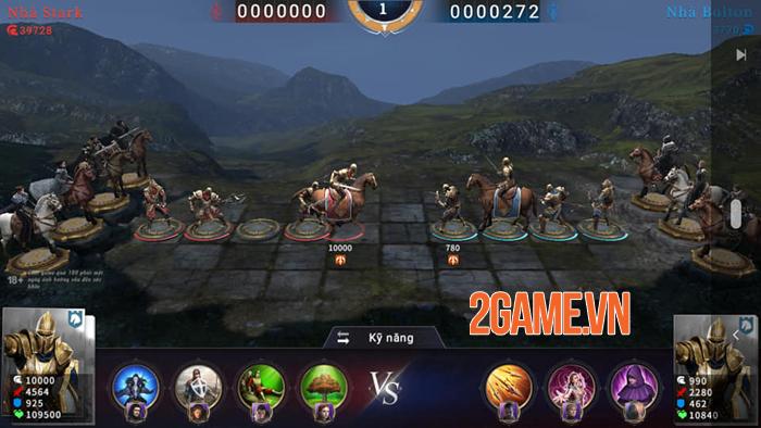 Top 8 game chiến thuật đấu thẻ tướng mang lối chơi cực hay 5
