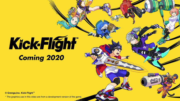 Kick Flight